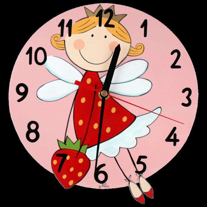 Картинка часов для ребенка
